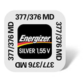 377-376 Energizer Watch Battery SR66 SR626 W+SW