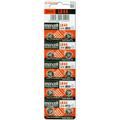 LR44 LR1154 A76 Maxell Button Battery Alkaline 10pce