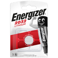 CR 2032 Energizer Button Battery Lithium